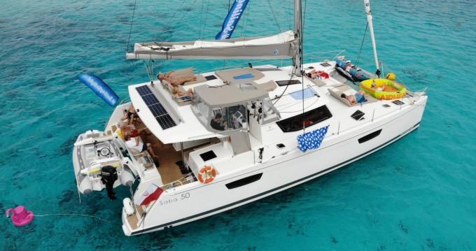 Louer Catamaran avec ou sans skipper Fountaine Pajot à Eden Island