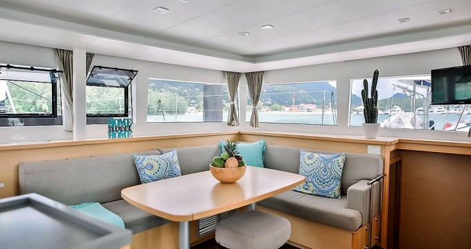 Location yacht à Eden Island - Lagoon Lagoon 450 F sur SamBoat