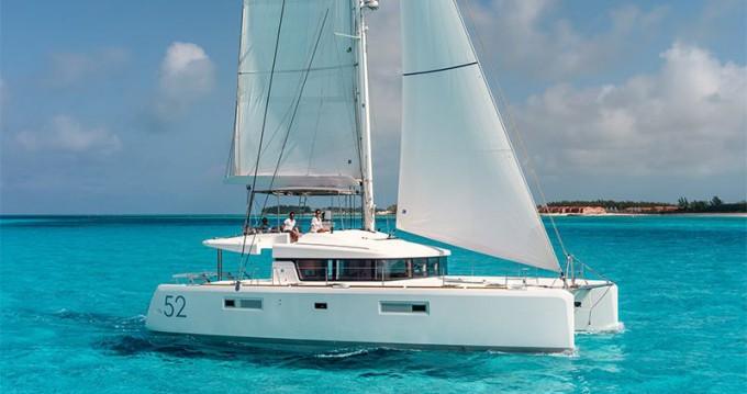 Location yacht à Cannigione - Lagoon Lagoon 52 sur SamBoat