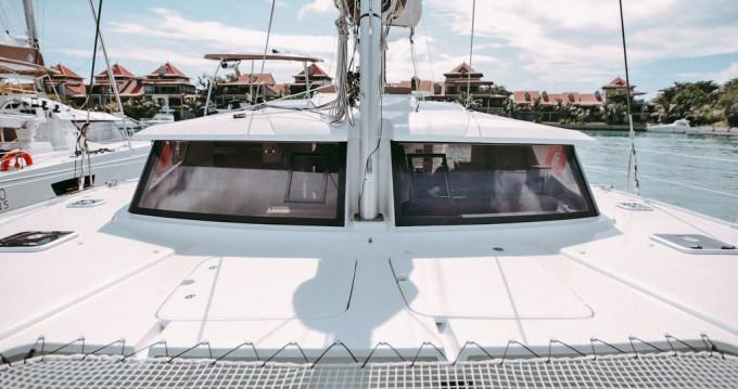 Location Catamaran à Eden Island - Fountaine Pajot Helia 44 Evolution