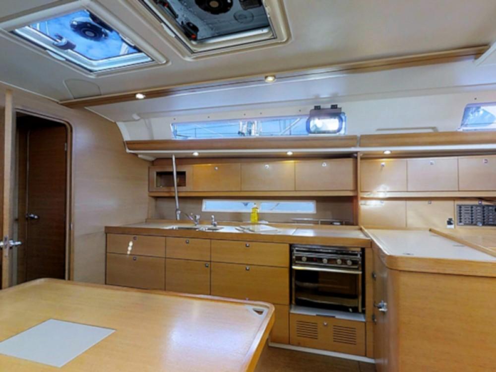 Location bateau Rogoznica pas cher Dufour 450 Grand Large