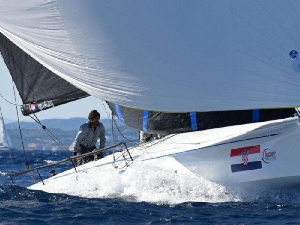 Location bateau  ClubSwan 36 à ACI Marina Split sur Samboat