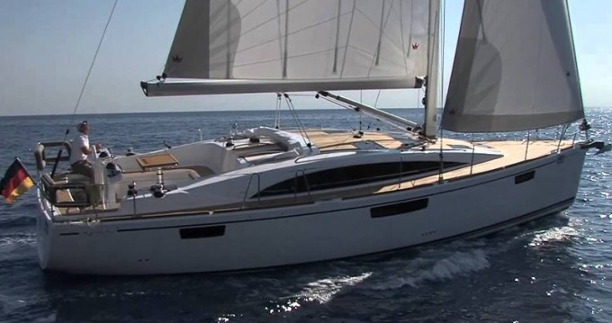 Location bateau Kavala pas cher Bavaria 42