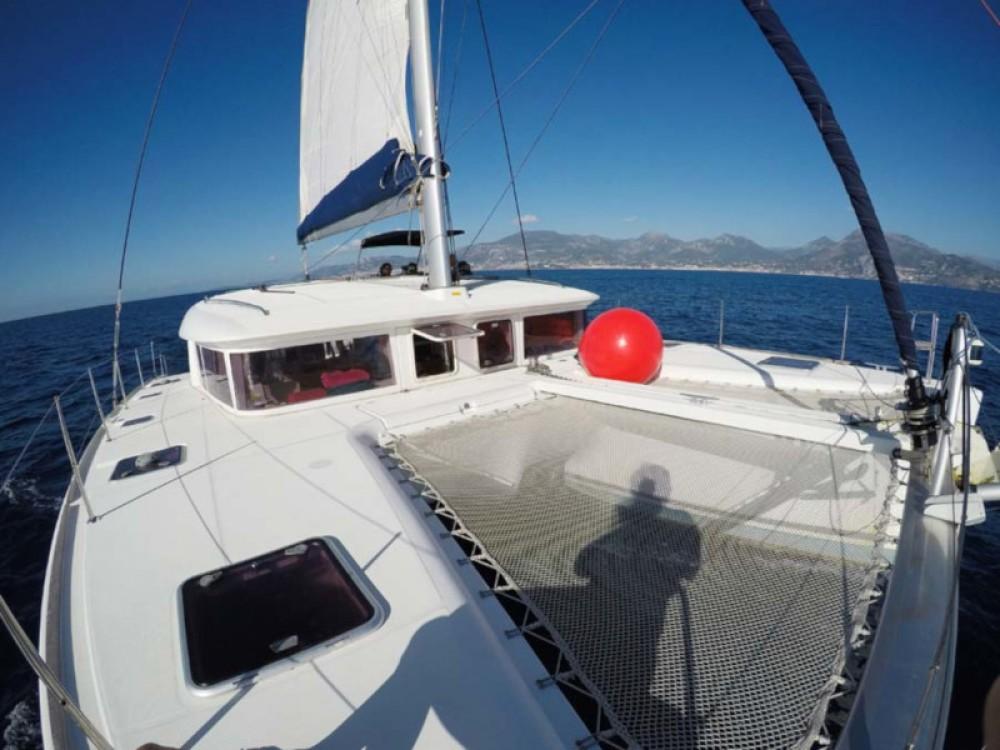 Location Catamaran à Ibiza - Lagoon Lagoon 400