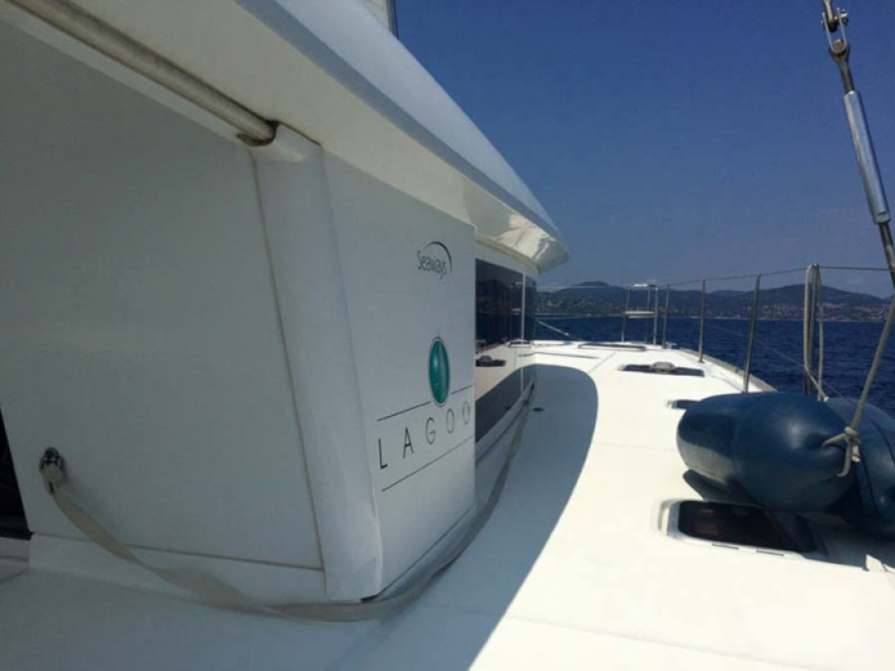 Location bateau Lagoon Lagoon 400 à Ibiza sur Samboat