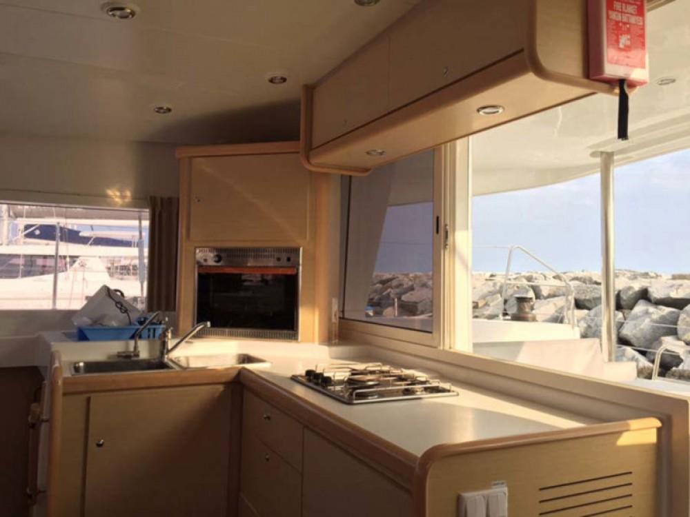 Location yacht à Ibiza - Lagoon Lagoon 400 sur SamBoat
