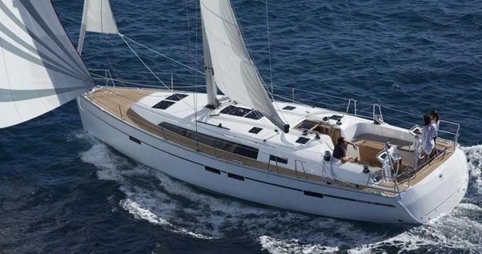 Bavaria Cruiser 46 entre particuliers et professionnel à Rogoznica