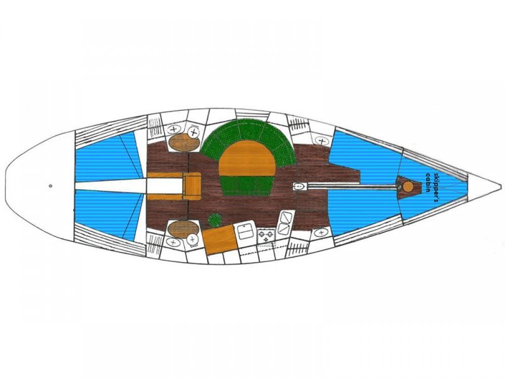Location yacht à Lávrio - Dromor Dromor Triton 48 sur SamBoat