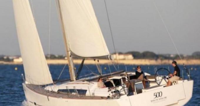 Location bateau Dufour Dufour 500 Grand Large à Marsala sur Samboat