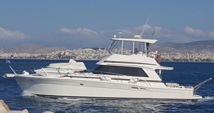 Louer Bateau à moteur avec ou sans skipper Riviera à Álimos