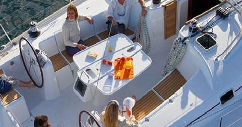 Location bateau Bénéteau Cyclades 50.5 à Göteborg sur Samboat