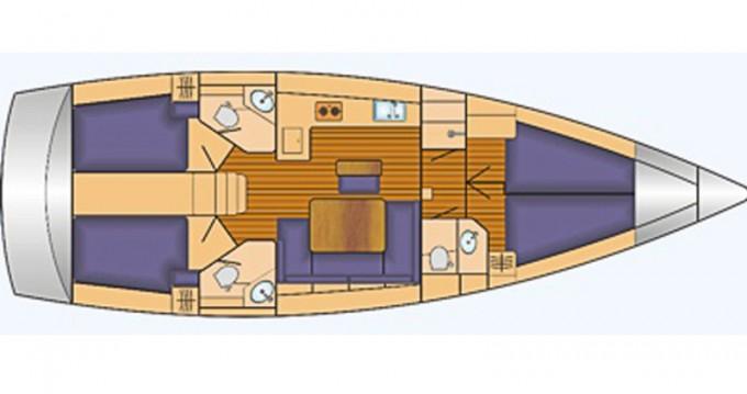 Location yacht à Göteborg - Bavaria Cruiser 46 sur SamBoat