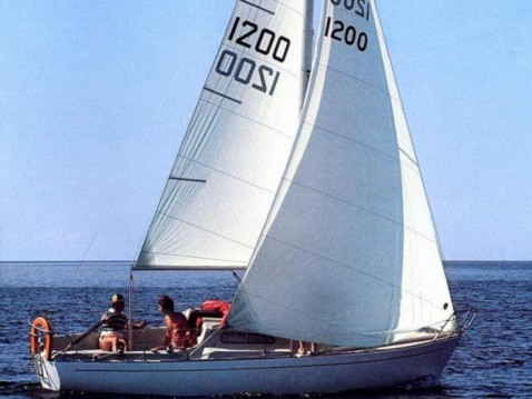 Location bateau Albin Viggen 23 à Göteborg sur Samboat