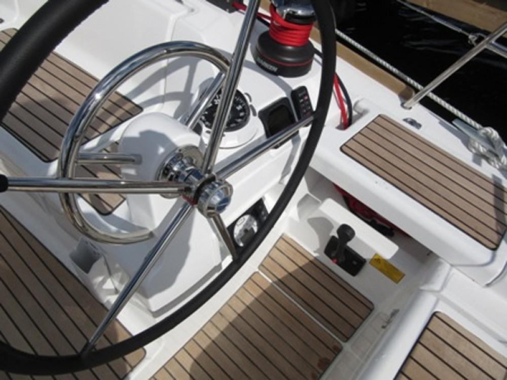 Location bateau Göteborg pas cher Sun Odyssey 449