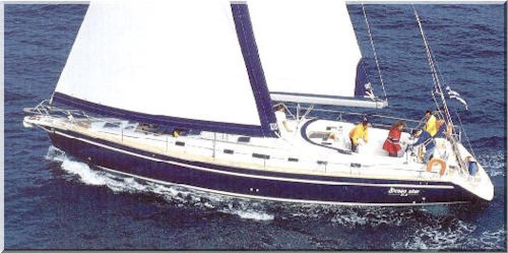 Location bateau Volos pas cher Ocean Star 51.2