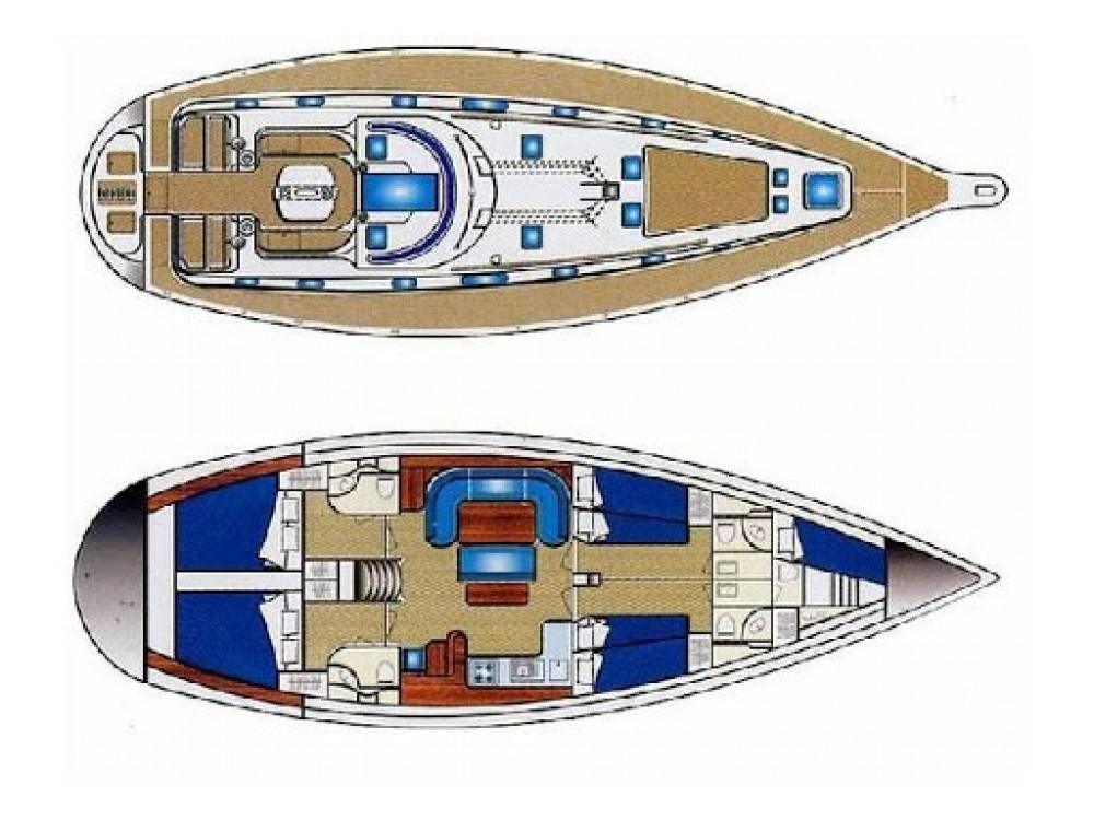 Louez un Ocean Ocean Star 51.2 à Volos