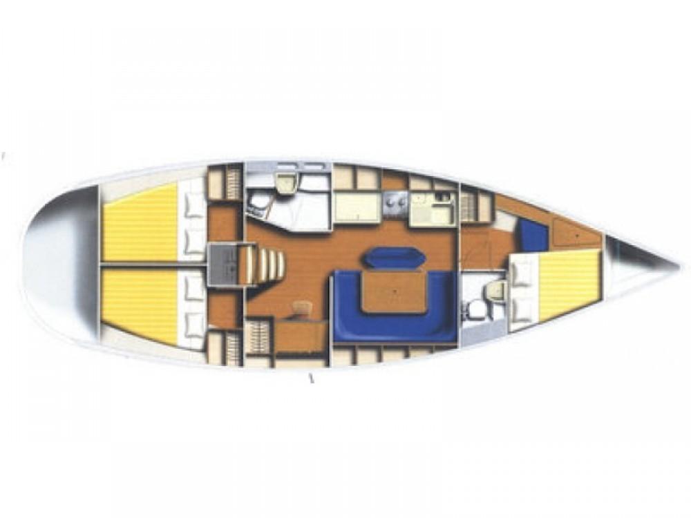 Location yacht à Roses - Poncin Harmony 42 sur SamBoat