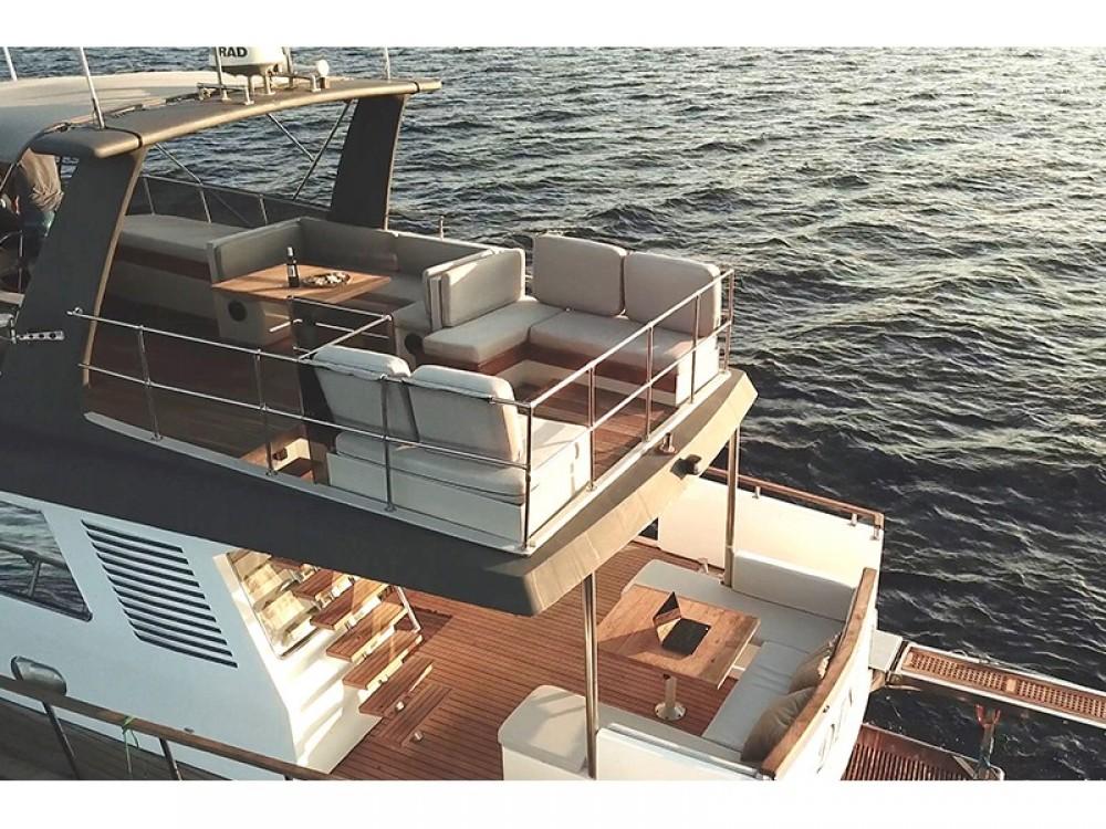 Louer Yacht avec ou sans skipper Maiora à Myconos