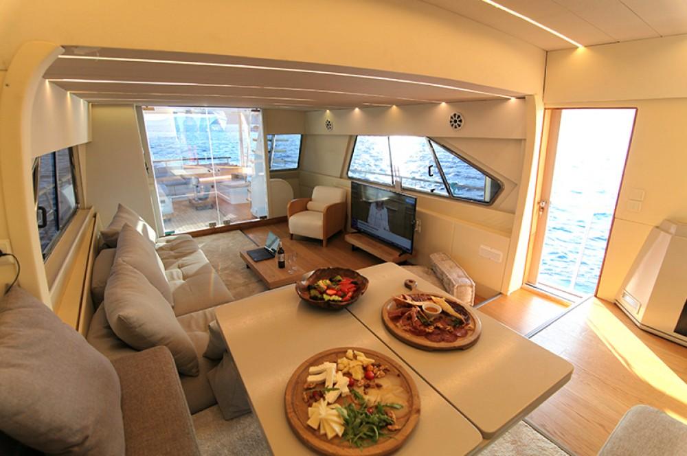 Location Yacht à Myconos - Maiora Maiora Renaissance 66/70ft