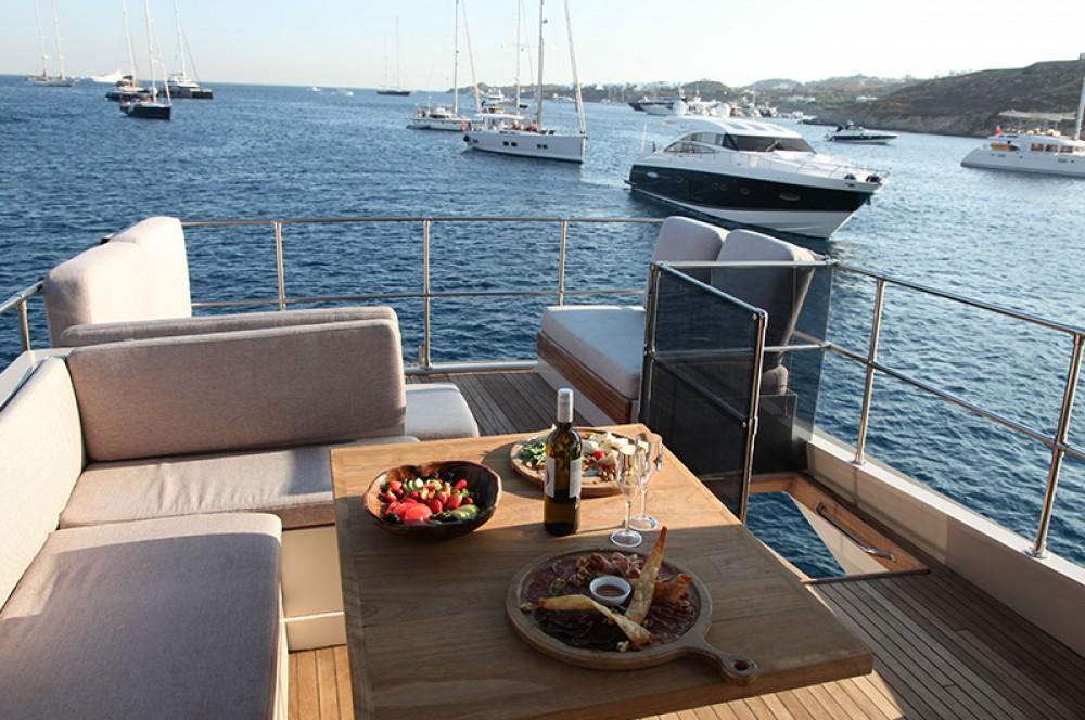 Location bateau Myconos pas cher Maiora Renaissance 66/70ft