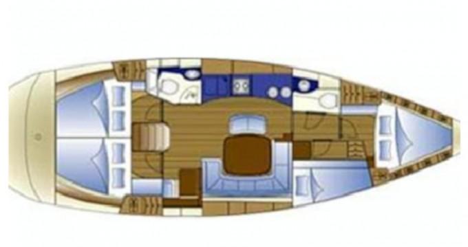 Louer Voilier avec ou sans skipper Bavaria à Fethiye