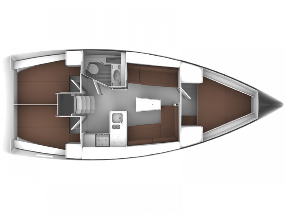 Location yacht à Marina Lanzarote - Bavaria Bavaria Cruiser 37 sur SamBoat