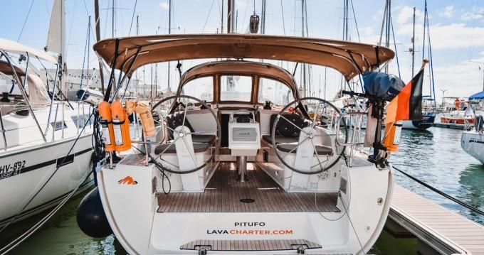 Location Voilier à Lanzarote - Bavaria Cruiser 37