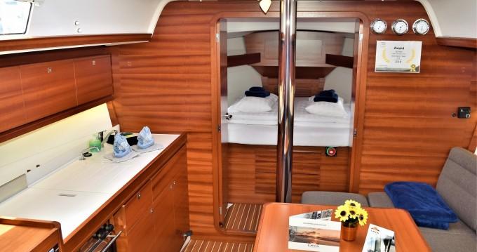 Location bateau Dufour Dufour 382 GL à Lanzarote sur Samboat