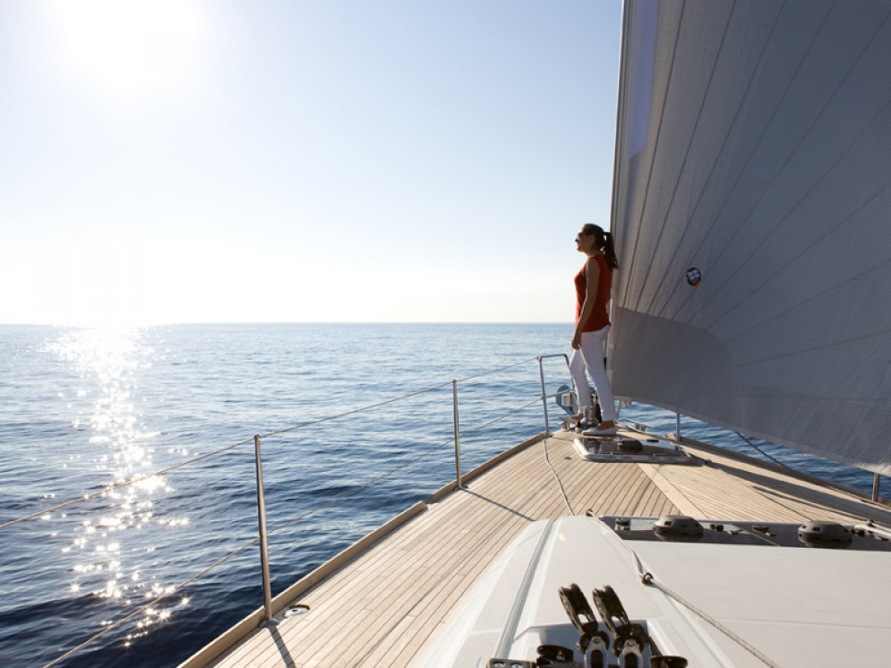 Louer Voilier avec ou sans skipper Jeanneau à Marina Lanzarote