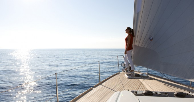 Jeanneau Sun Odyssey 519 entre particuliers et professionnel à Lanzarote