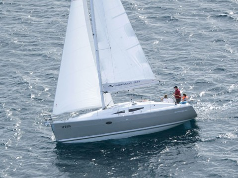 Location yacht à Pirita - Elan Impression 344 sur SamBoat
