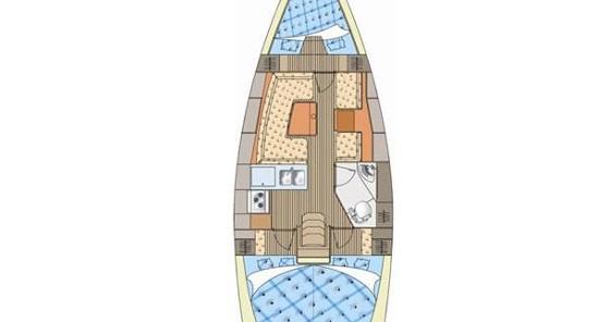 Location bateau Pirita pas cher Impression 344