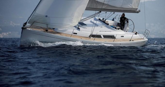 Location bateau Hanse Hanse 400 à Pirita sur Samboat