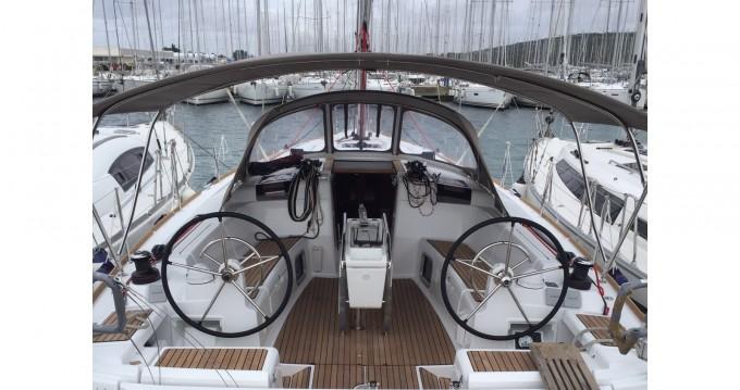 Location yacht à Sukošan - Jeanneau Sun Odyssey 449 sur SamBoat
