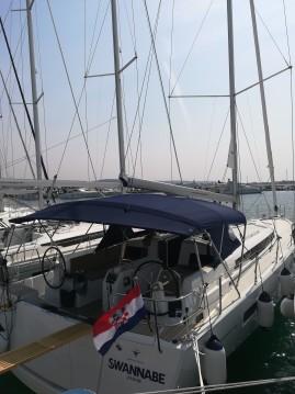 Jeanneau Sun Odyssey 490 entre particuliers et professionnel à Sukošan