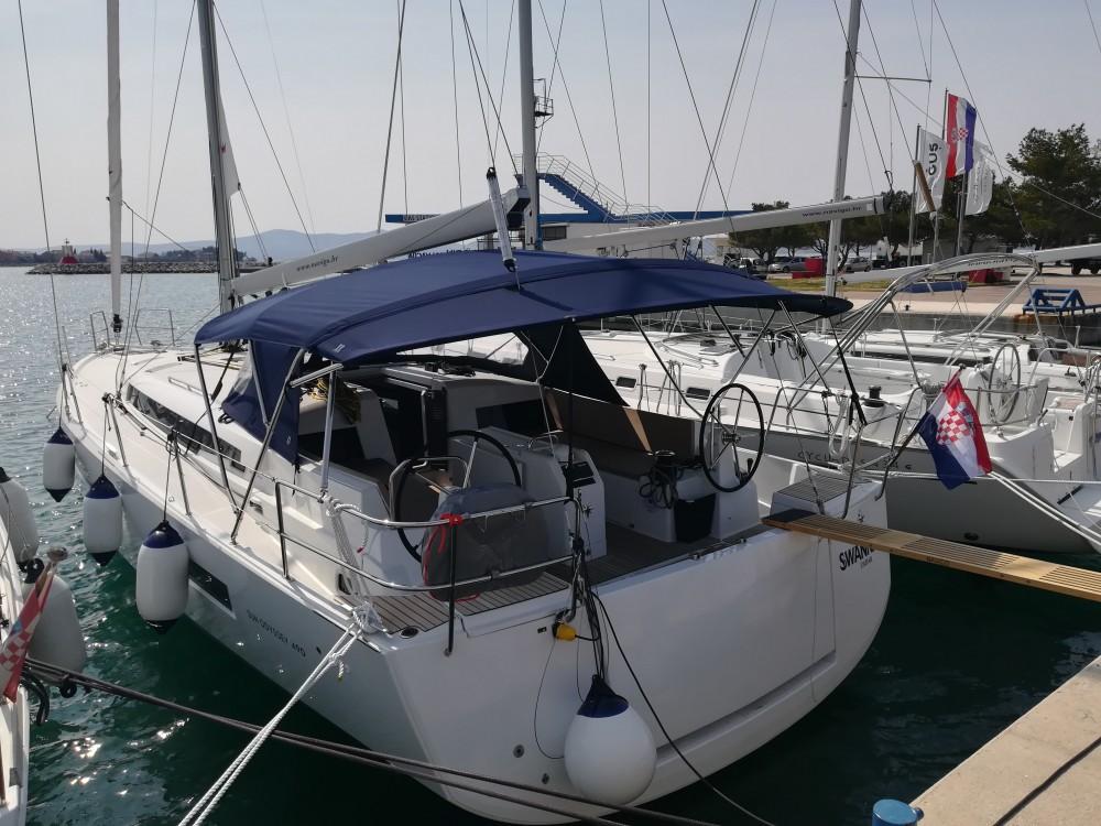Location bateau Jeanneau Sun Odyssey 490 à Sukošan sur Samboat