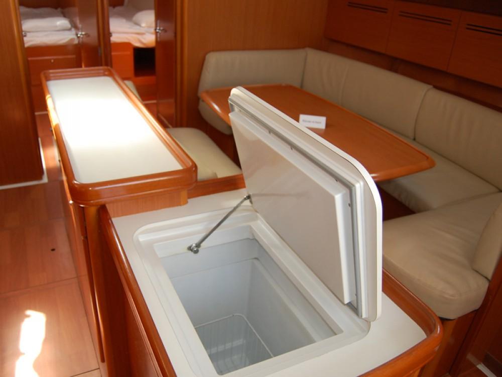 Location bateau Sukošan pas cher Cyclades 50.5
