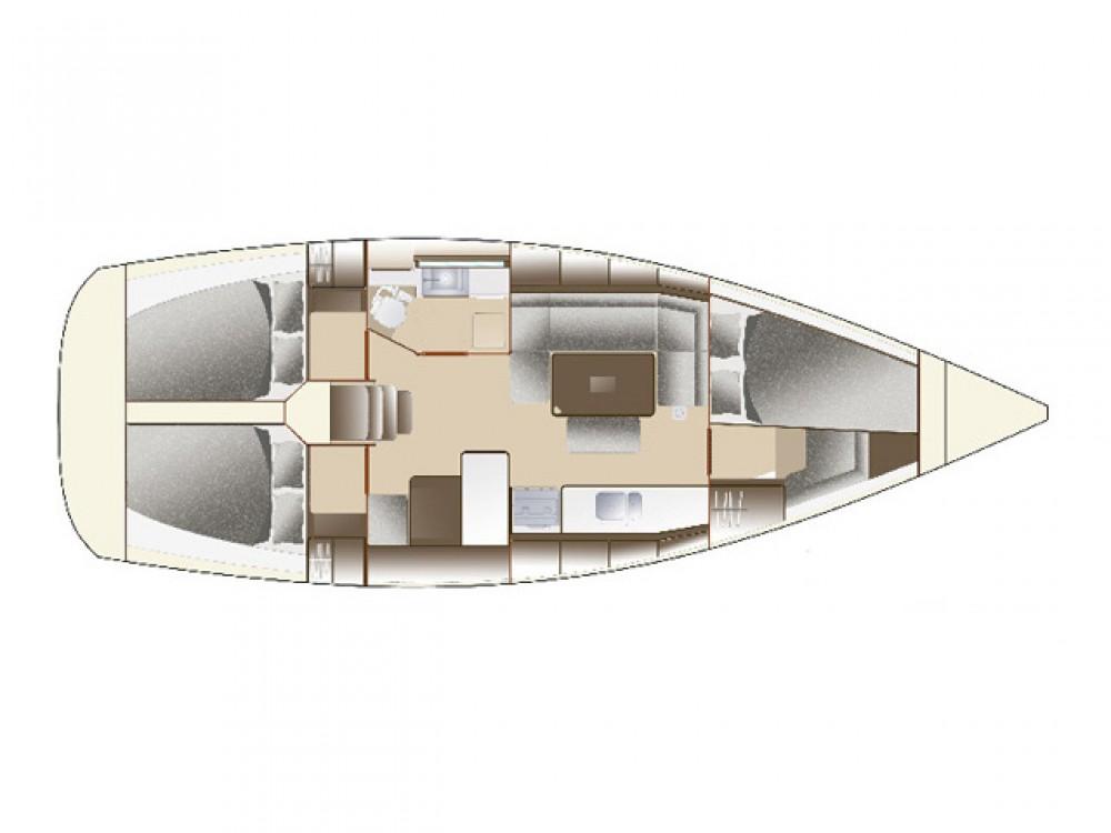 Location bateau Dufour Dufour 375 GL à Sukošan sur Samboat