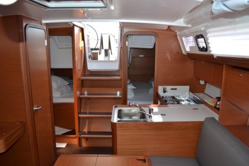 Location bateau  pas cher Dufour 360 GL