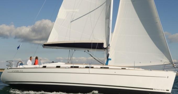 Location yacht à Sukošan - Bénéteau Cyclades 43.4 sur SamBoat