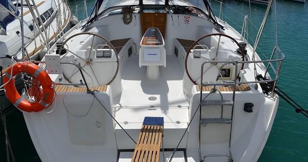 Location bateau Sukošan pas cher Cyclades 43.4