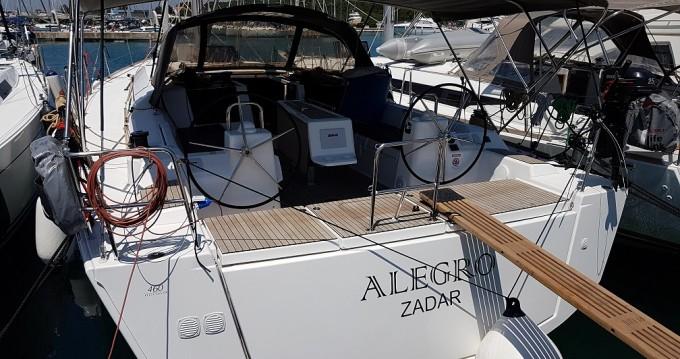 Location bateau Sukošan pas cher Dufour 460 Grand Large