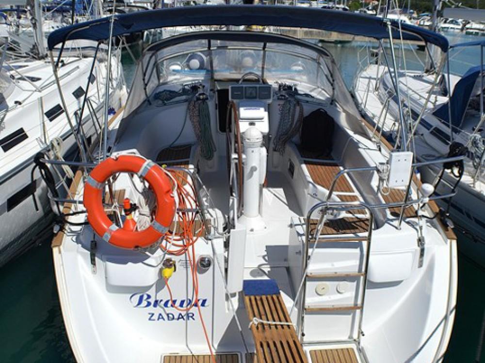 Location bateau Sukošan pas cher Oceanis Clipper 423