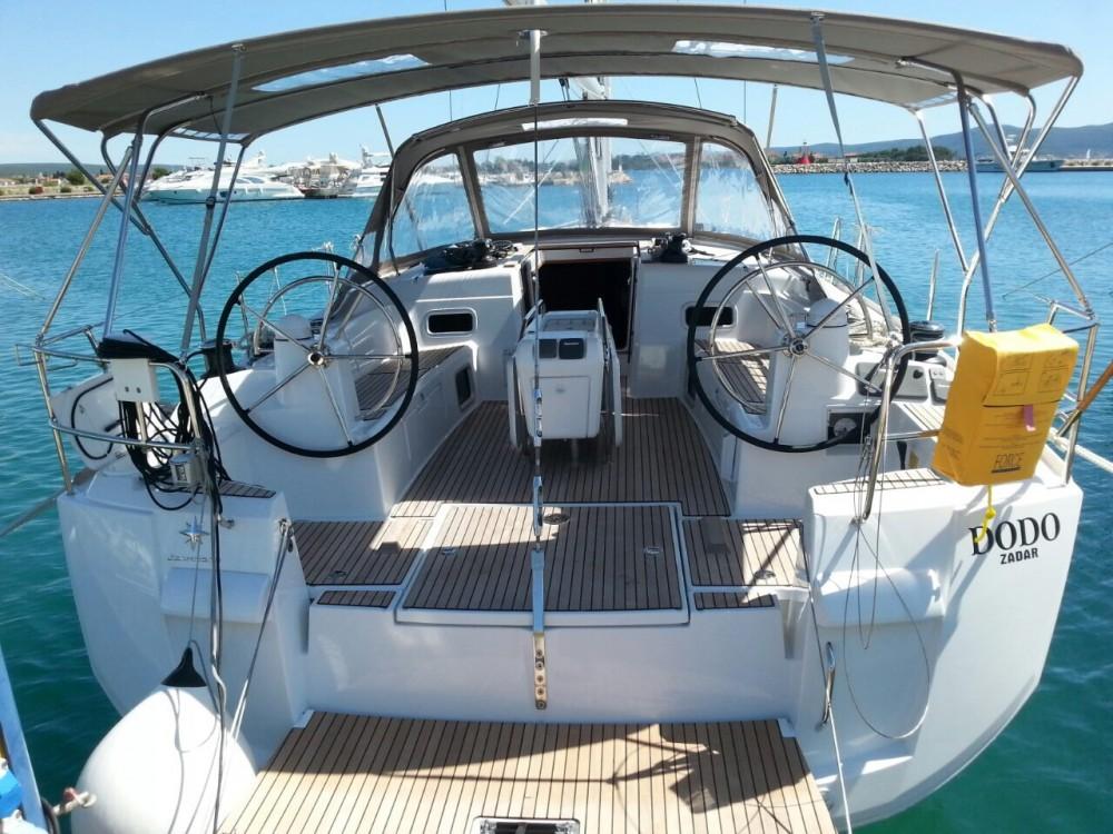 Location bateau Jeanneau Sun Odyssey 509 Owner à Sukošan sur Samboat
