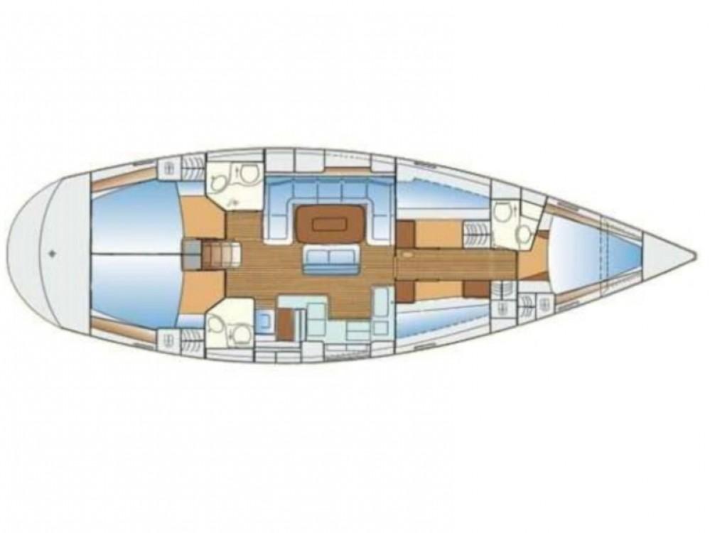 Location bateau Primošten pas cher Bavaria 50