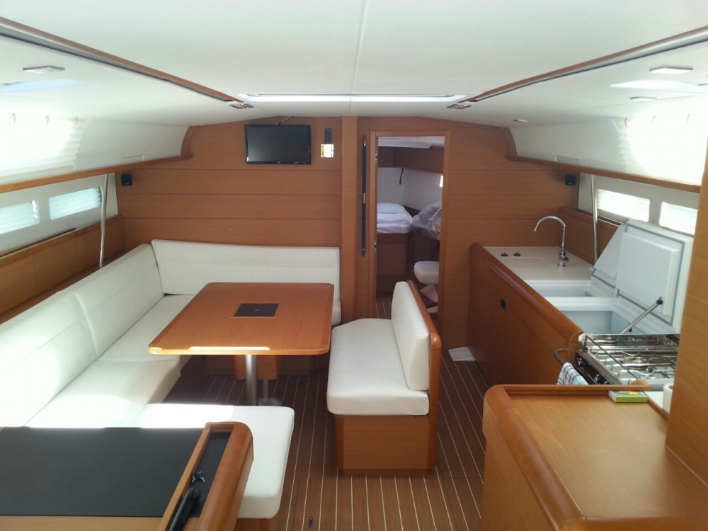 Location yacht à Sukošan - Jeanneau Sun Odyssey 509 Owner sur SamBoat