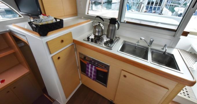 Louer Catamaran avec ou sans skipper Lagoon à Eden Island