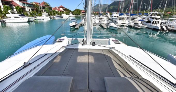 Location Catamaran à Eden Island - Lagoon Lagoon 450