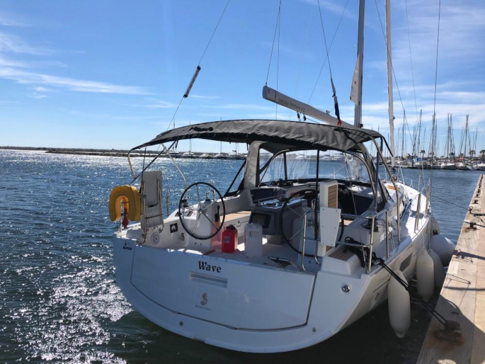 Location bateau Bénéteau Oceanis 41.1 à Sukošan sur Samboat