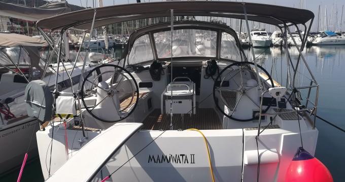 Location bateau Jeanneau Sun Odyssey 519 à Follonica sur Samboat